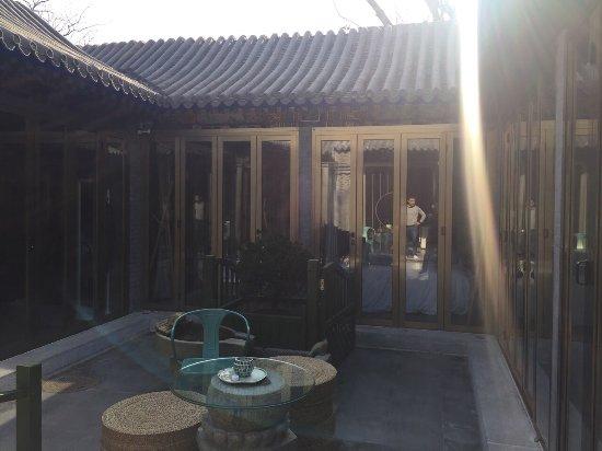 Bei Chang Jie Courtyard Dwellings