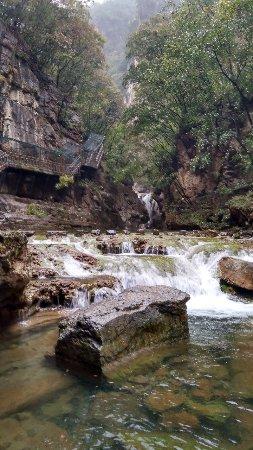 Yangcheng County, China: 蟒河旅游区