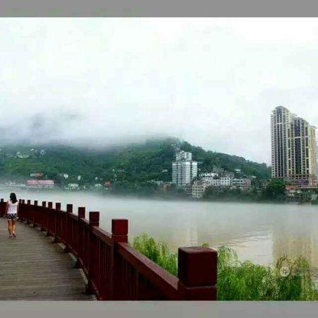 Ziyang County, China: 汉安大酒店