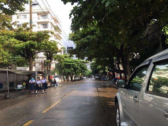 SSIP Boutique Dhevej Bangkok: 完美的假期
