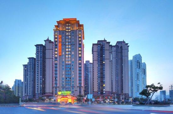 Kaiyuan Mamju Hotel Golf Club Hotel