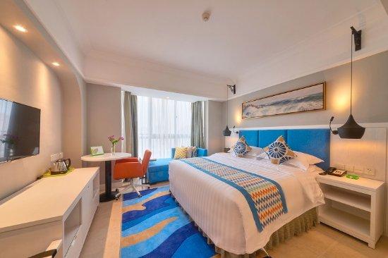 Beihai, China: 高级大床房