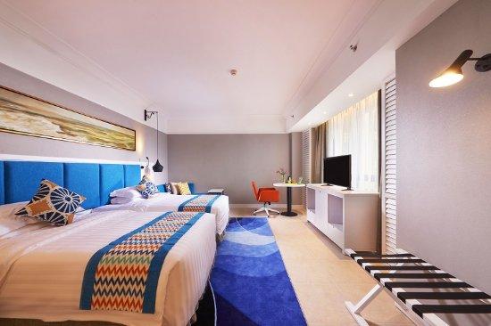 Beihai, China: 高级双床房