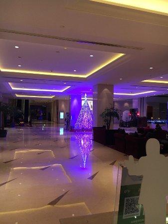 Yixing, China: 温馨的酒店~消费也合适~不错的五星酒店