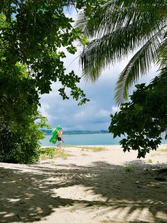 Sablayan, Philippines: 去pandan island玩