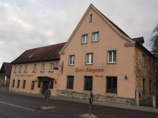 Hotel-Gasthof Klingentor: photo0.jpg