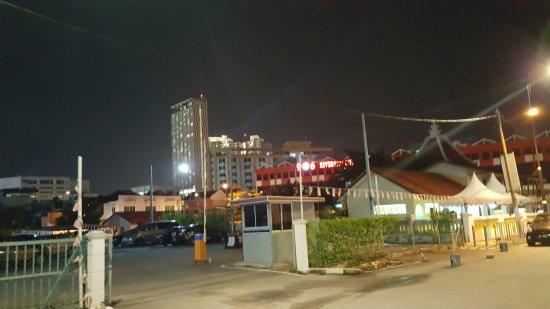 Hotel Hong: 酒店附近