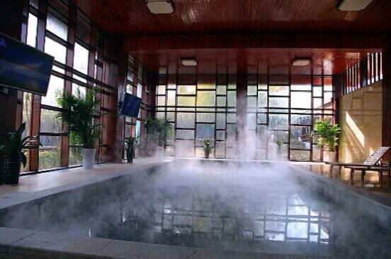 Louguandao Spring Hotel: 楼观道温泉酒店