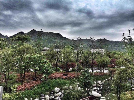 Zhouzhi County, Kina: 楼观道温泉酒店