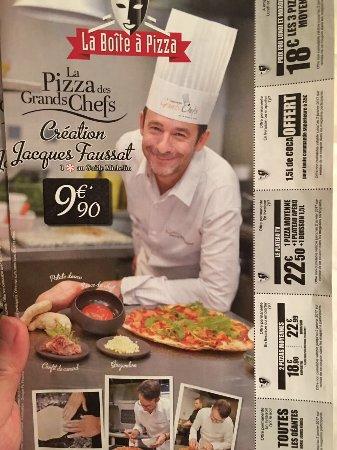 Photo de restaurant la boite a pizza - Direct cuisine haguenau ...