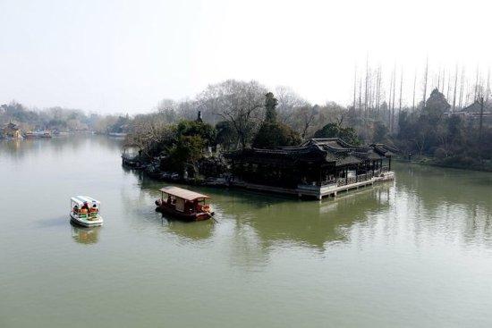 Yangzhou, China: 瘦西湖