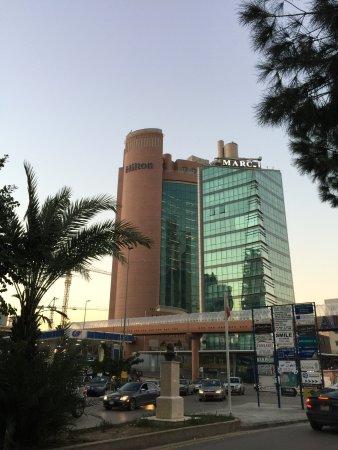 Hilton Beirut Metropolitan Palace: good hotel good service!