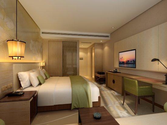 Dazhou, China: 豪华大床房