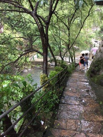 Qingtian County, China: 中国田鱼村