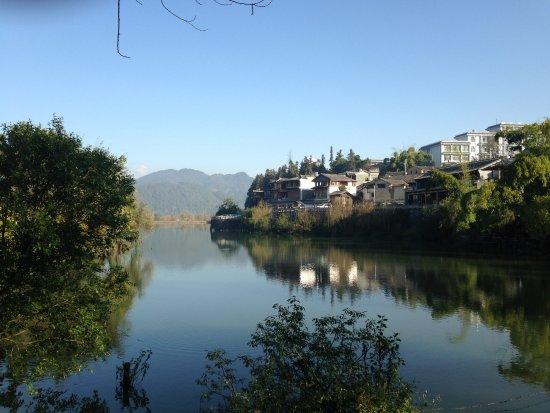 Heshun Hometown: 和顺镇野鸭湖