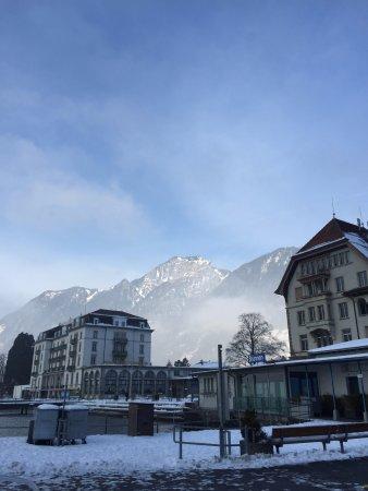 Swiss Knife Valley Visitor Center Brunnen Switzerland