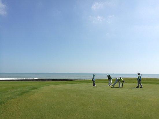 Yangjiang, الصين: 海滨高尔夫