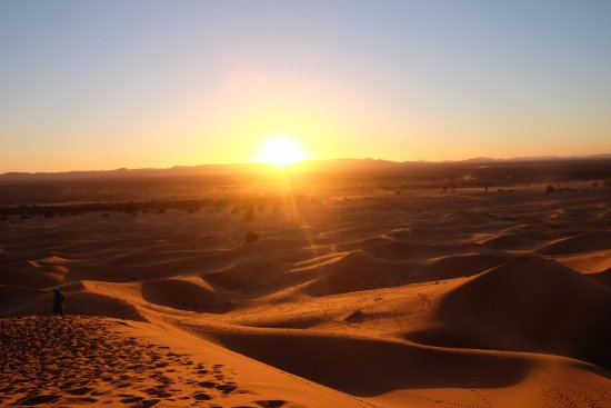 Región de Fez-Bulmán, Marruecos: Best experience in Sahara. I think everyone should have a Sahara dream, in the sand sea, enjoyed