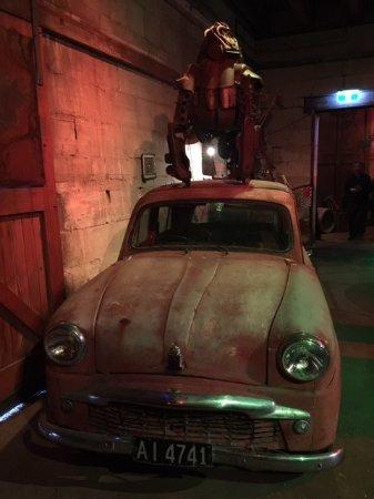 Steampunk HQ: 有意思的组合