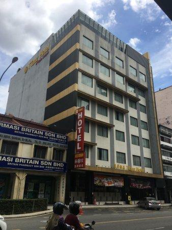 Ttanz Hotel: 街景