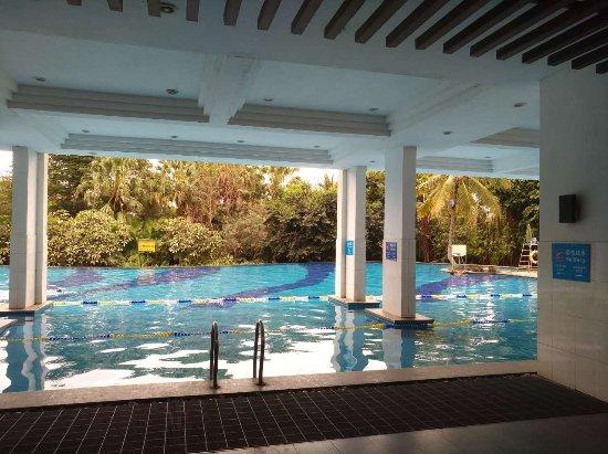 International Asia Pacific Convention Center & HNA Resort Sanya : 外景