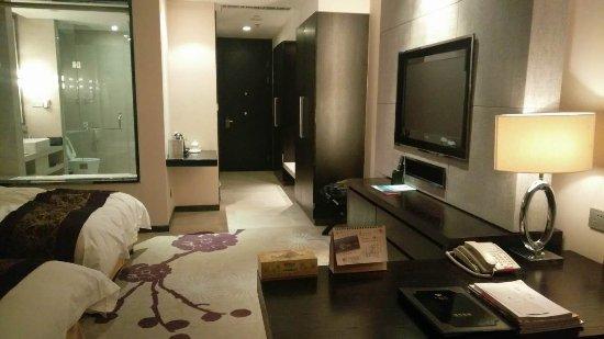 Sishui County, China: 卧室,标间