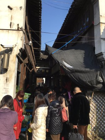 Jiaxing, China: 花鸟市场