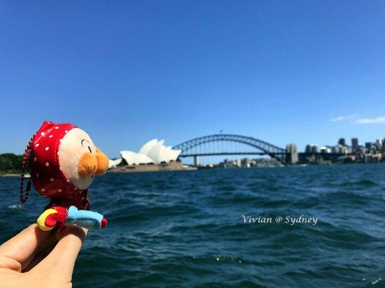 Sydney Opera House : 悉尼歌剧院
