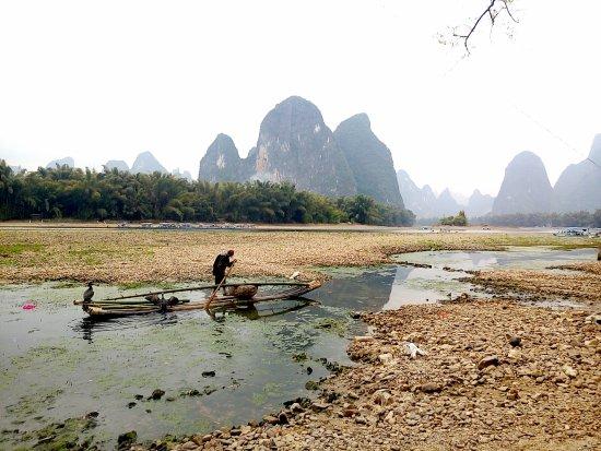 Guangksi, Çin: 20元风景