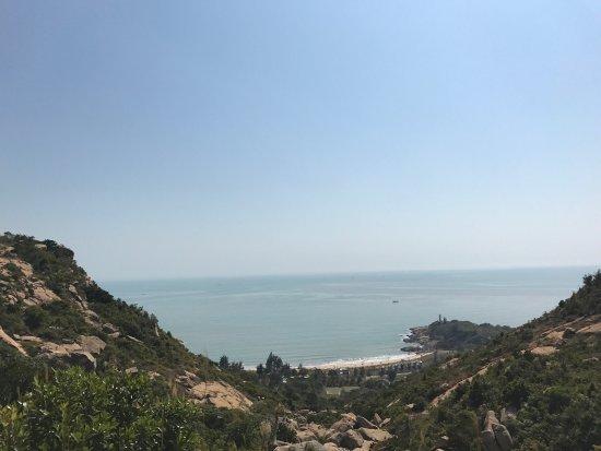 Taishan, China: 乱石山很有特色