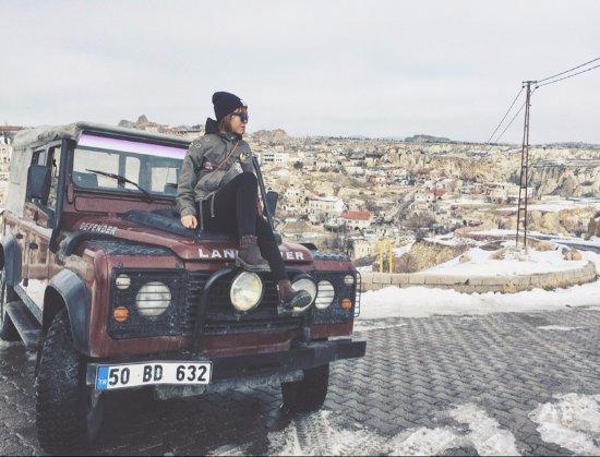 By Cappadocia World Travel Agency: JEEP之旅