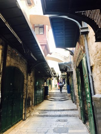Old City of Jerusalem Photo