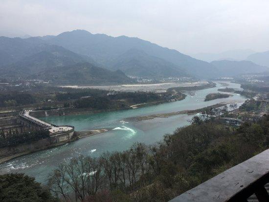 Dujiangyan, Kina: 拜水都江堰