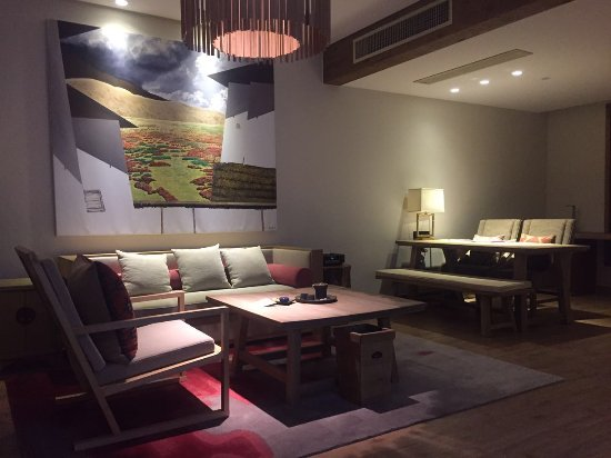 Deqin County, الصين: 客厅
