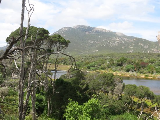 Wilsons Promontory National Park, Australia: Tidal River Open-Air Cinema