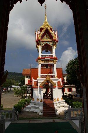 Chalong, Thailand: 查隆寺