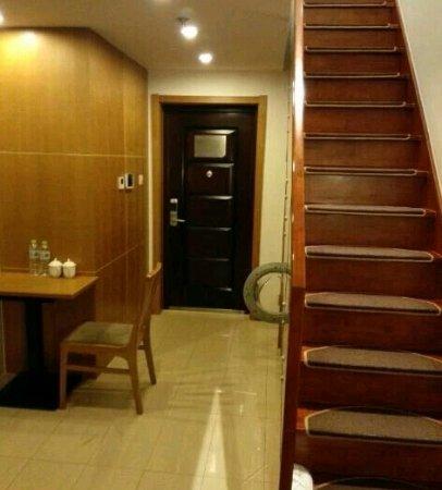 Dushike Holiday Apartment Hotel Qingdao Damuzhi Shenlan Apartment