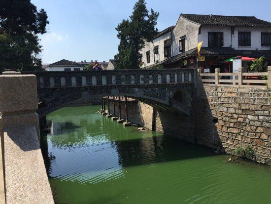 Taicang, China: 水乡古镇