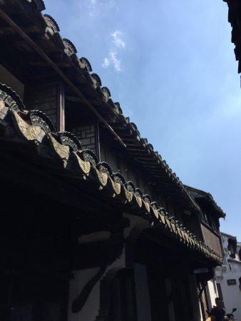 Shaxi Ancient Town: 古镇一角