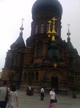 Saint Sophia Cathedral: 圣·索菲亚教堂