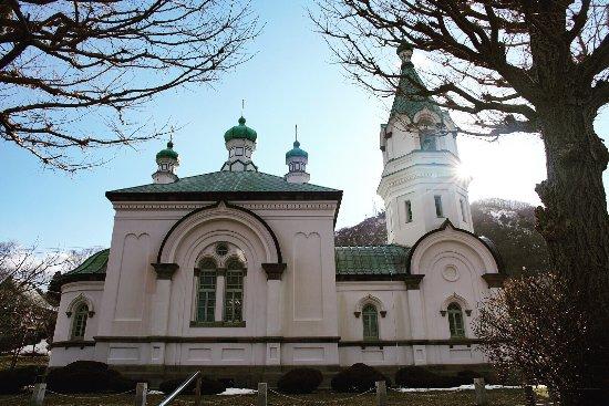 Hakodate Orthodox Church: photo1.jpg