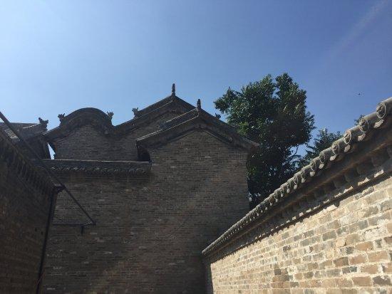 Qinshui County, China: 尽管是重建的但也能窥视其中的优雅与恬静