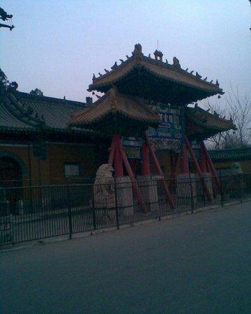 Anguo, China: 保定药王庙