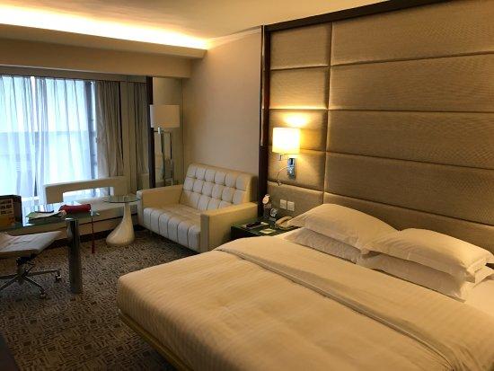 Regal Kowloon Hotel: 行政大床房