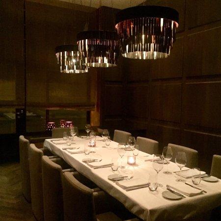 George Prime Steak: Excellent night in Prague  非常满意的晚上 值得一去 每天精選牛扒和比国内好太多的鸡尾酒Old Fashion