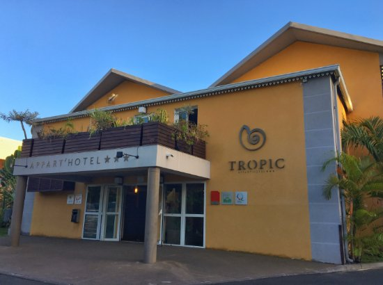 Residence Tropic Appart'hotel: Résidence Tropic Appart Hotel