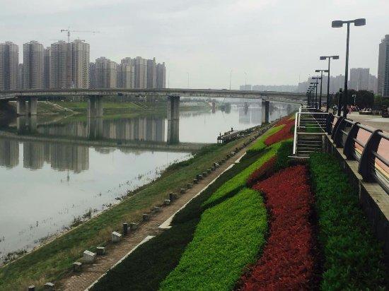 Liuyang, Kina: 工业化了。。。