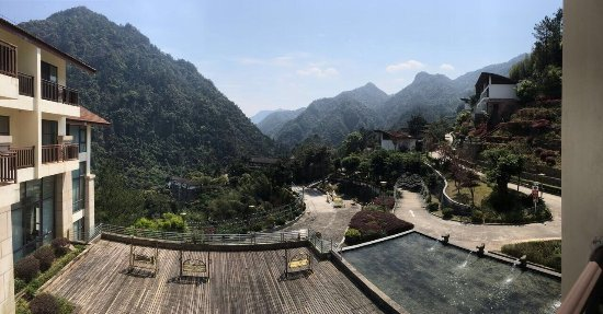 Qingyun Mountain Royal Hotspring Hotel: photo0.jpg