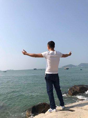 Yangjiang, China: 阳江克洛维斯度假公寓海陵岛十里银滩