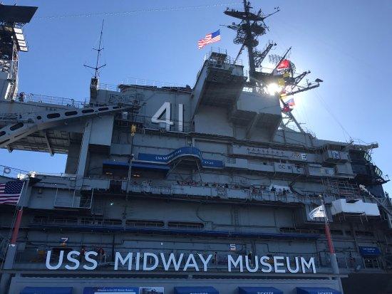 Uss Midway Tour Reviews